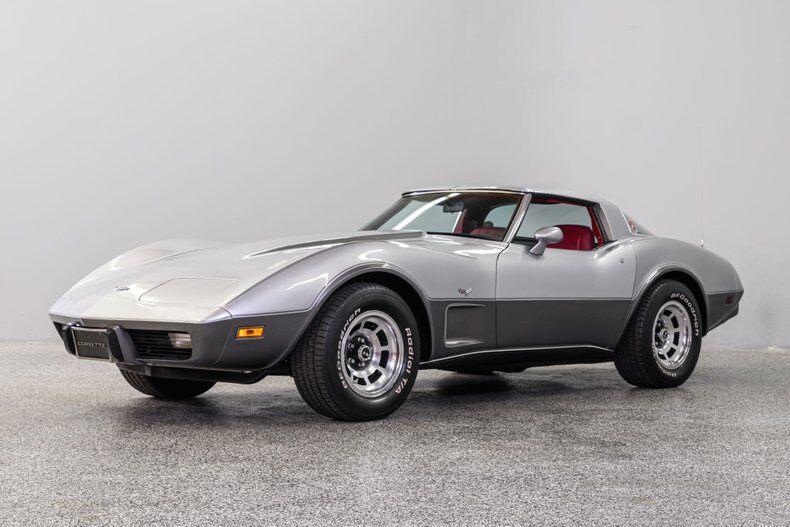 1978 Corvette 25th Anniversary picture #1