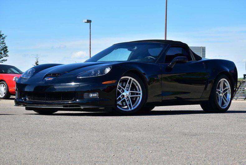 2005 Corvette 2dr Convertible 2dr Convertible picture #1