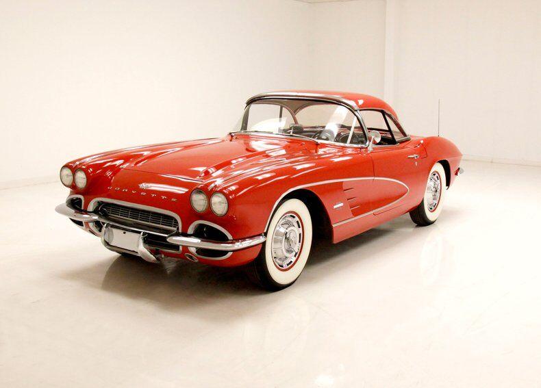 1961 Corvette Roadster Roadster picture #1