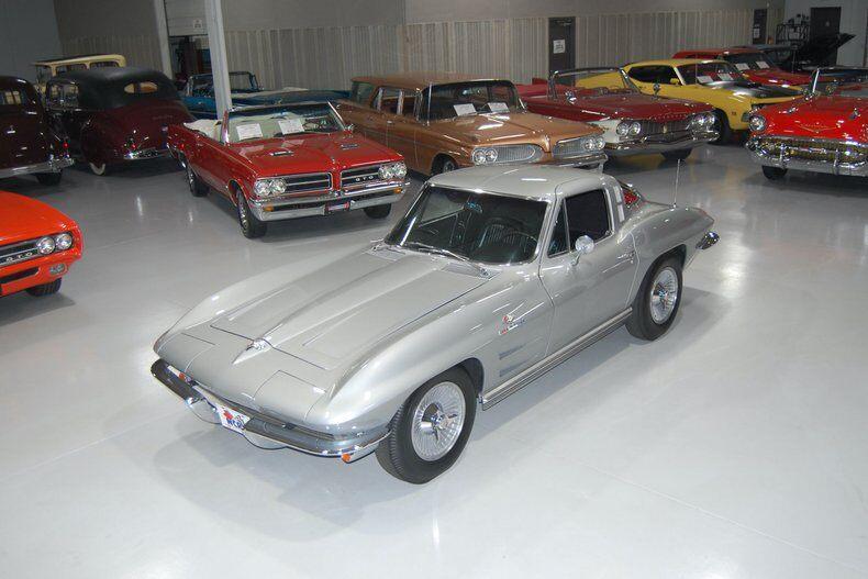 1964 Corvette Coupe Fuelie Fuelie picture #1