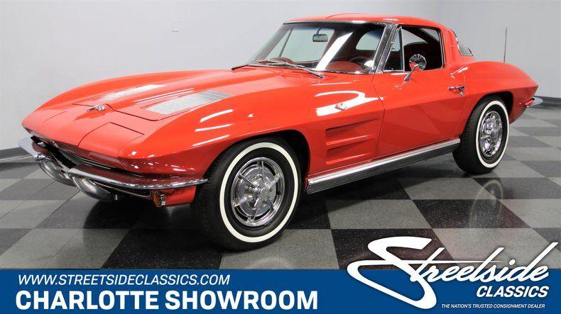 1963 Corvette Split-Window Split-Window picture #1