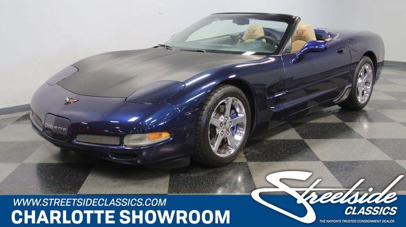 1999 Corvette Convertible Convertible picture #1