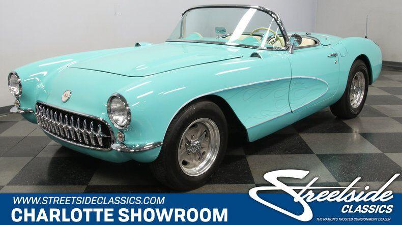 1956 Corvette Convertible Restomod Convertible Restomod picture #1