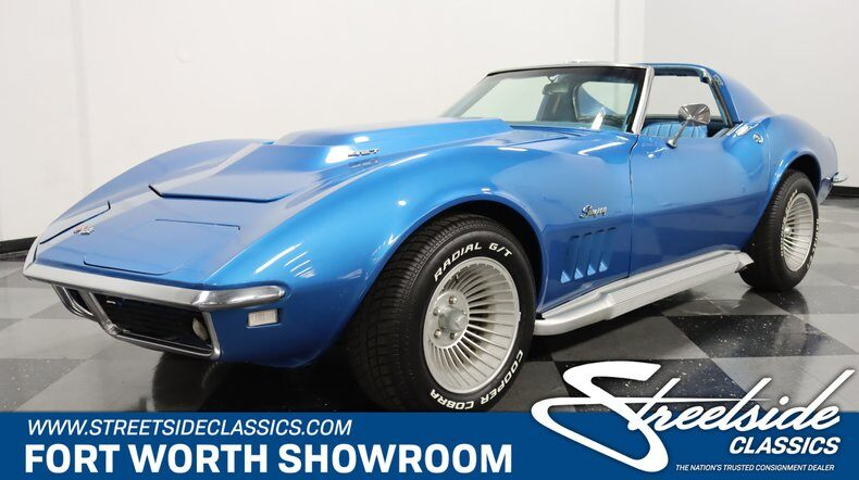 1968 Corvette 427 427 picture #1