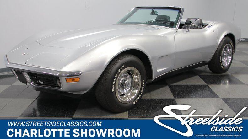 1969 Corvette Convertible Convertible picture #1