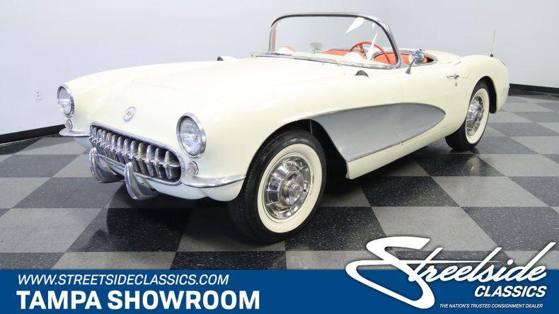 1956 Corvette picture #1
