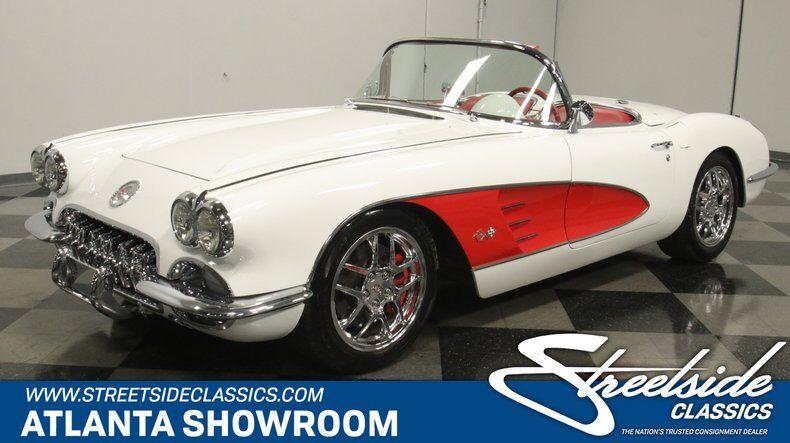 1959 Corvette Convertible Restomod Convertible Restomod picture #1