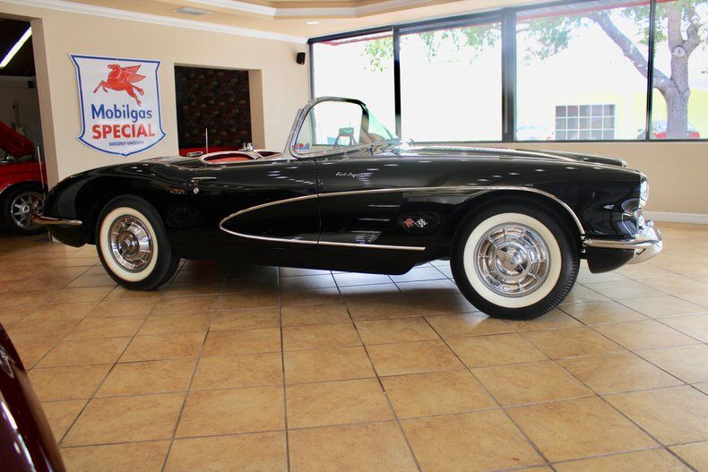 1958 Corvette Fuel Injected NCRS Fuel Injected NCRS picture #1