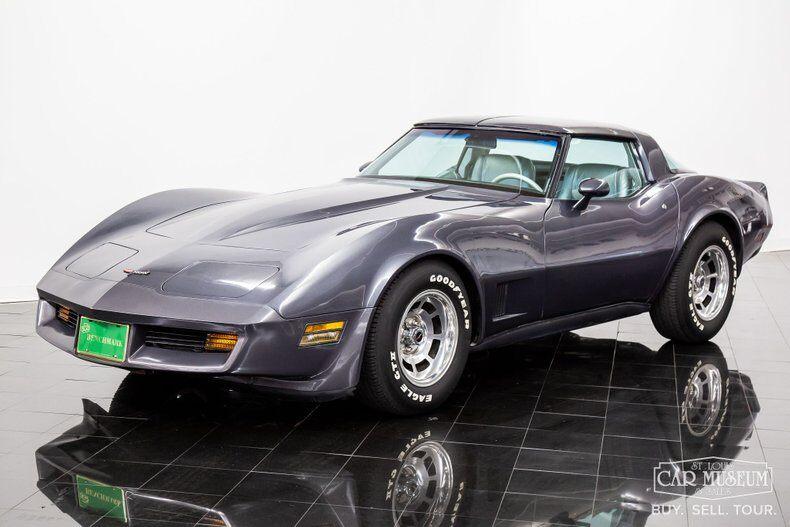 1981 Corvette picture #1