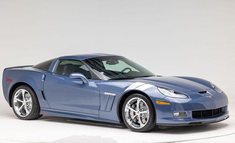 2011 Corvette Grand Sport picture #1