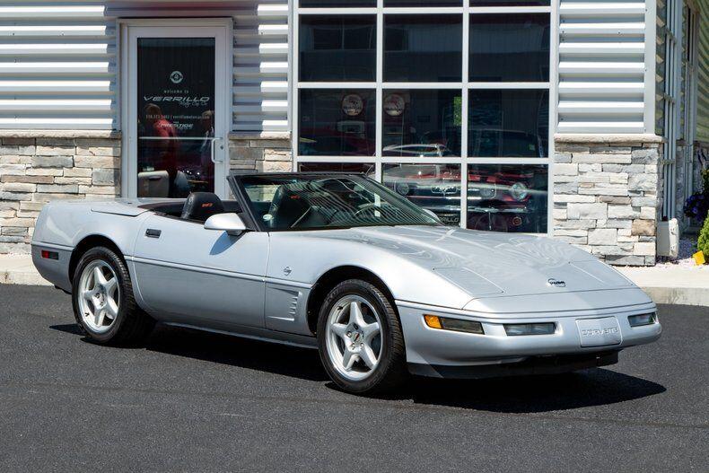 1996 Corvette Collector Edition picture #1