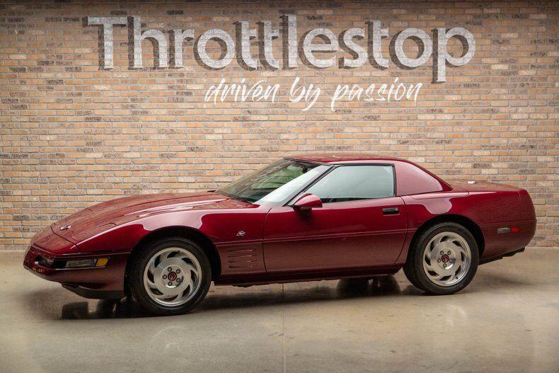 1993 Corvette 40th Anniversary Conv. 40th Anniversary Conv. picture #1