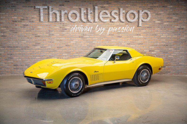 1972 Corvette LT-1 LT-1 picture #1