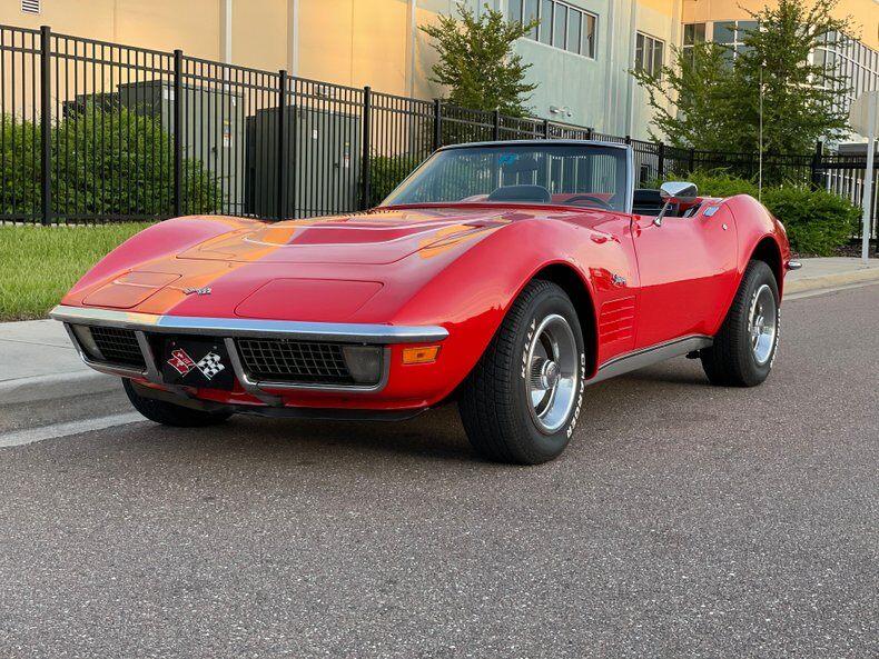 1970 Corvette LT1 Convertible picture #1