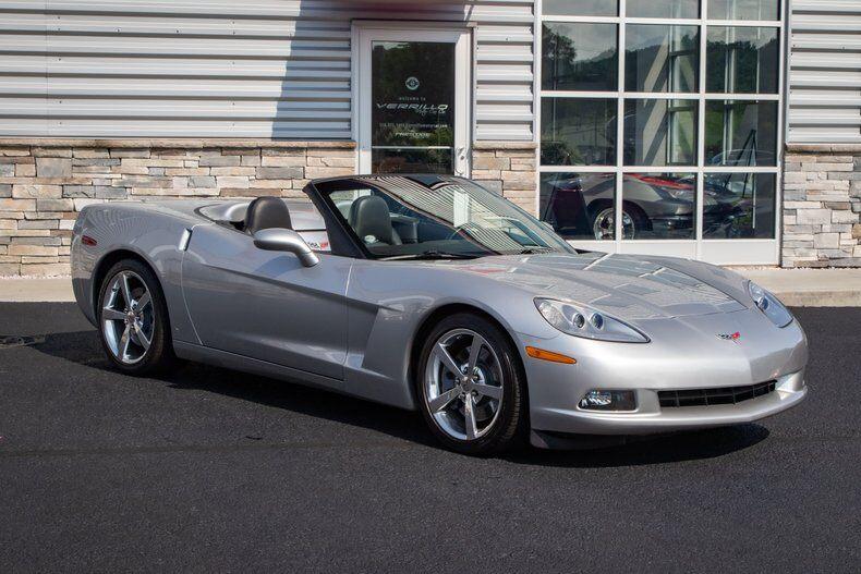 2006 Corvette Convertible picture #1