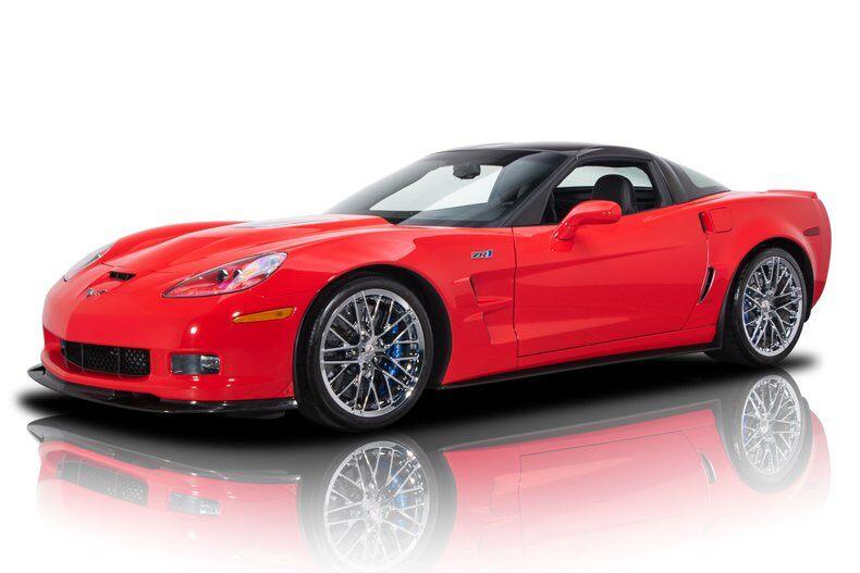 2010 Corvette ZR-1 3ZR 3ZR picture #1