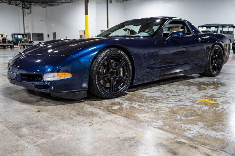 2000 Corvette picture #1