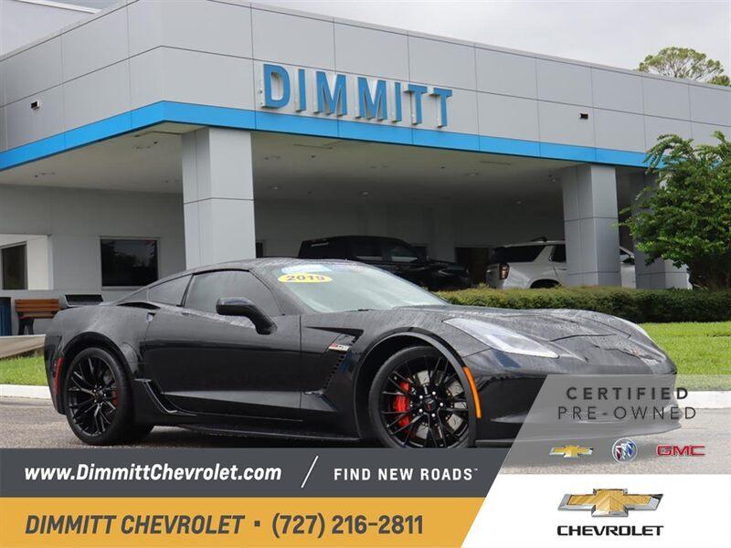 2019 Corvette picture #1