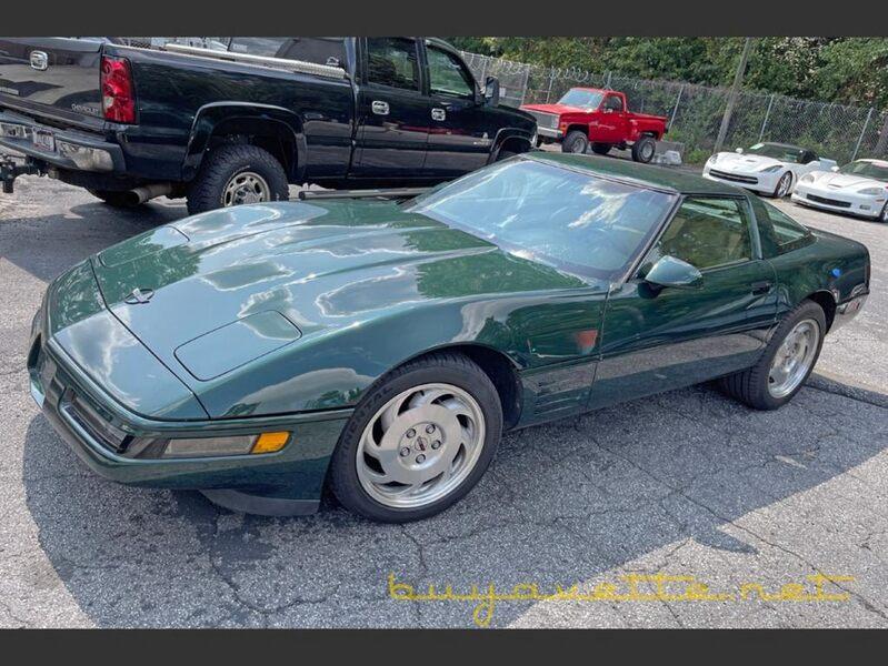 1994 Corvette Coupe picture #1