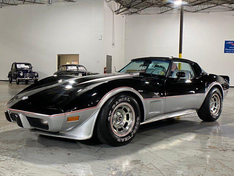 1978 Corvette L-82 25th Anniversary Edition 25th Anniversary Edition picture #1