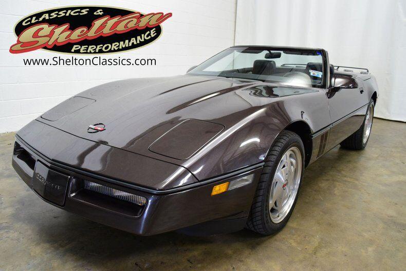 1989 Corvette picture #1