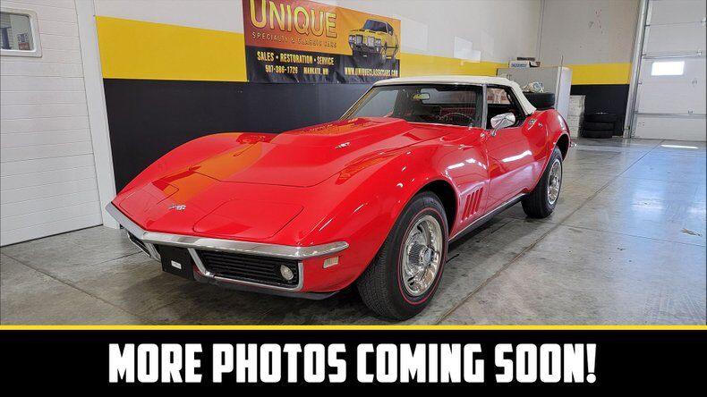 1968 Corvette Convertible 427 Convertible 427 picture #1