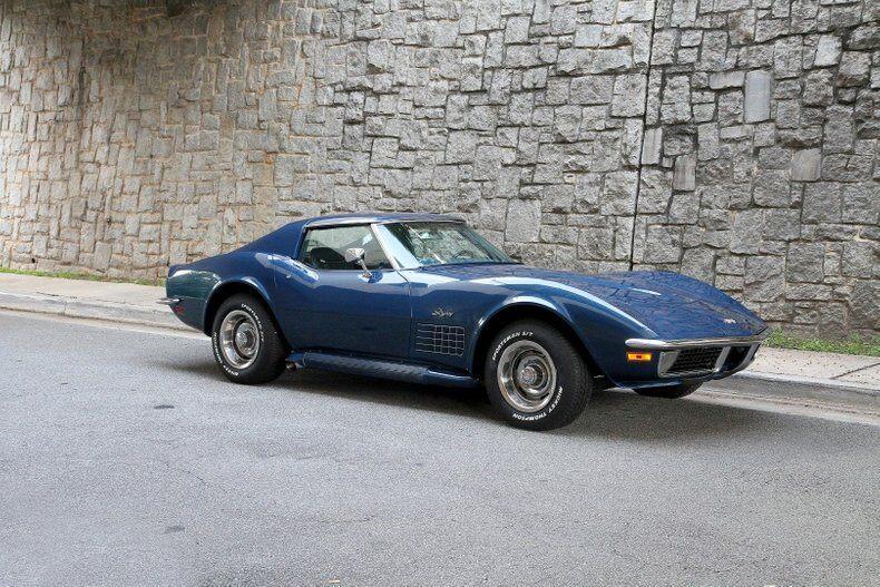 1971 Corvette picture #1