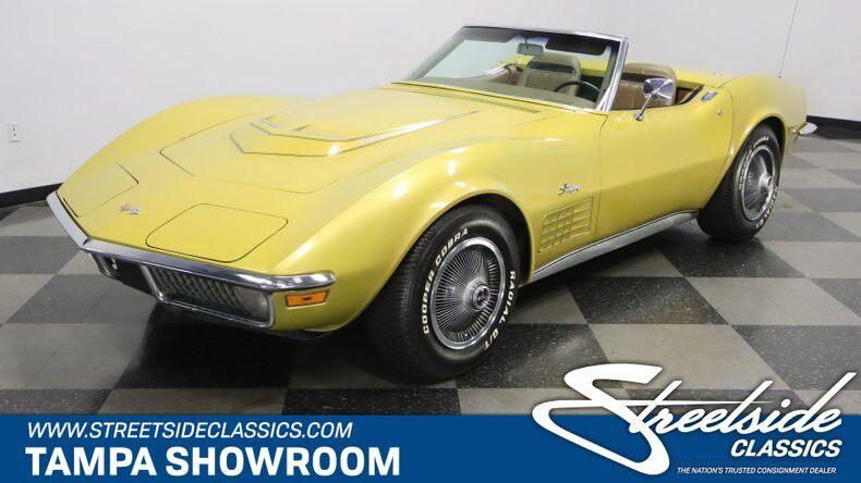 1971 Corvette LT1 Convertible LT1 Convertible picture #1