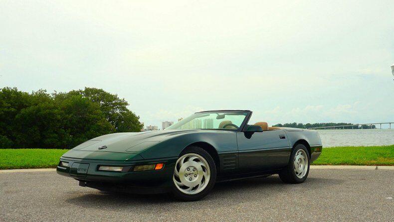 1994 Corvette Convertible Convertible picture #1
