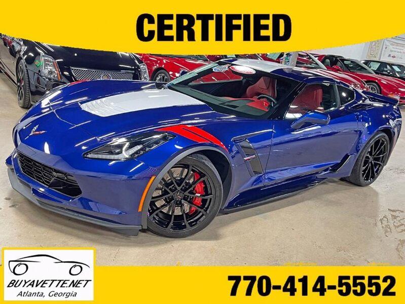 2019 Corvette Grand Sport 2LT Coupe picture #1