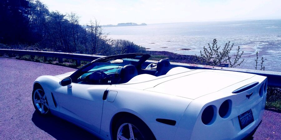 2007 Convertible Corvette picture #1