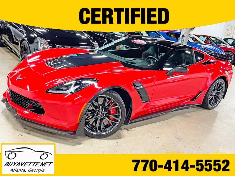 2015 Corvette Z06 Z07 3LZ Coupe Custom picture #1