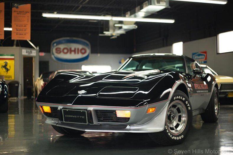 1978 Corvette Indy Pace Car Edition picture #1