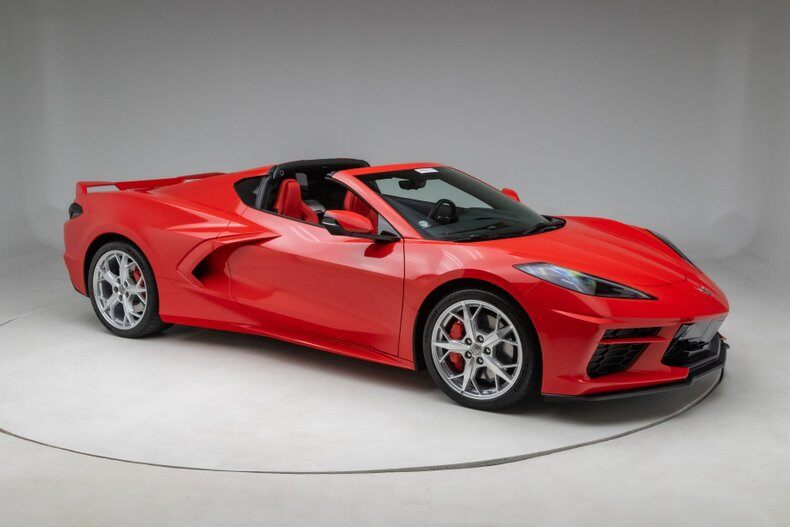 2020 Corvette 2dr Stingray Cpe w/2LT 2dr Stingray Cpe w/2LT picture #1