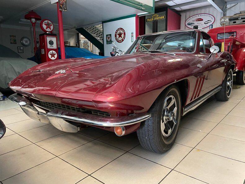 1965 Corvette Coupe picture #1