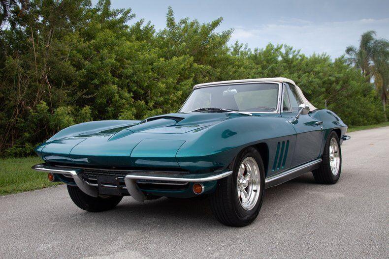 1966 Corvette Stingray Convertible picture #1