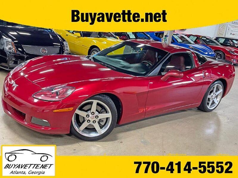 2005 Corvette 1SB Coupe picture #1