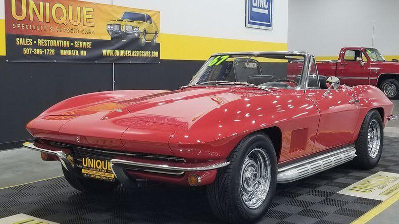 1967 Corvette 327-350HP Convertible 327-350HP Convertible picture #1