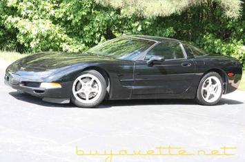 2002 corvette coupe