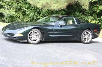 2000 corvette coupe