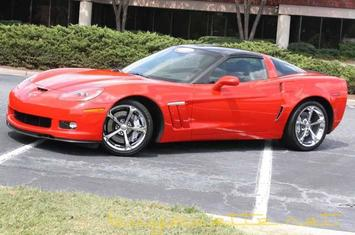 2011 corvette coupe