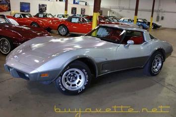 1978 corvette coupe