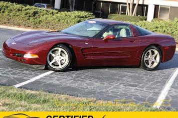 2003 corvette coupe