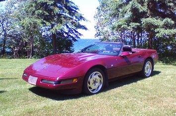 1993-40th-anniversary-convertable