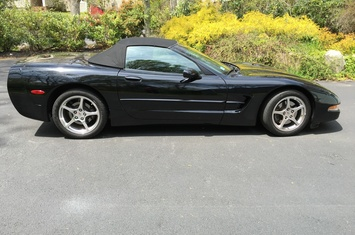 2001 convertible triple black 6 speed manual
