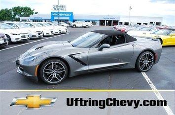 2016 corvette z51 2lt