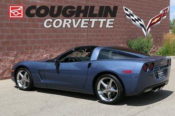 2012 corvette 2dr cpe w 3lt