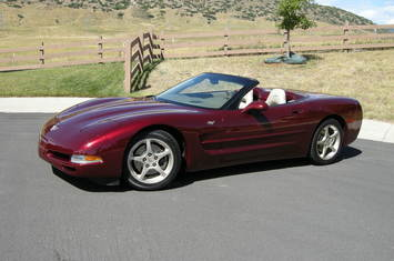 2003 50th anniverary edition convertible