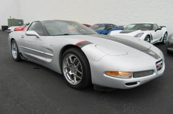 2003 corvette 2dr z06 hardtop