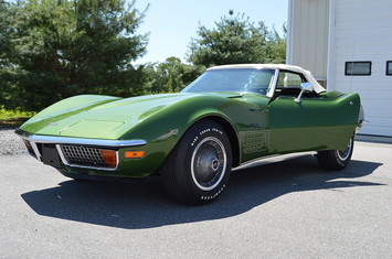 1972 convertible stingray